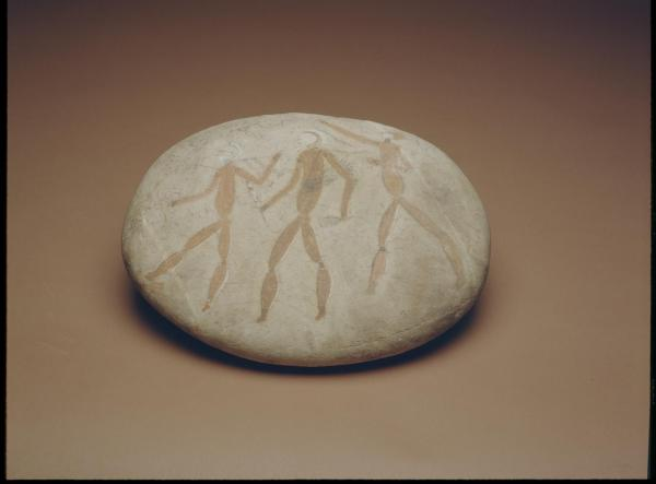 Coldstream Stone, ochre, stone (c. 7000 BC) © Iziko Museums of South Africa, Social History Collections, Cape Town