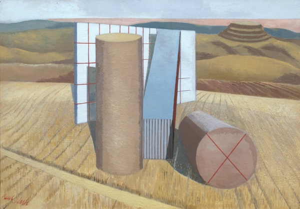 Equivalents for the Megaliths by Paul Nash (1935) © Tate