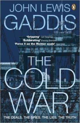Cover of the Penguin edition of The Cold War