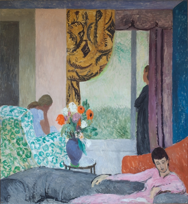The Other Room (late 1930s) by Vanessa Bell © The Estate of Vanessa Bell, courtesy of Henrietta Garnett. Photo credit: Photography by Matthew Hollow