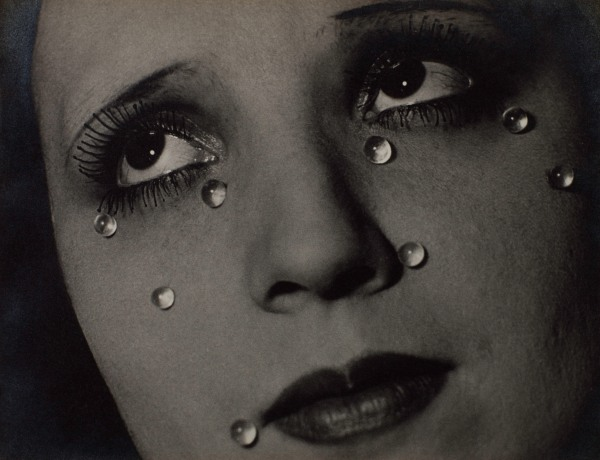 Glass Tears (Les Larmes) (1932) by Man Ray. Collection Elton John © Man Ray Trust/ADAGP, Paris and DACS, London 2016