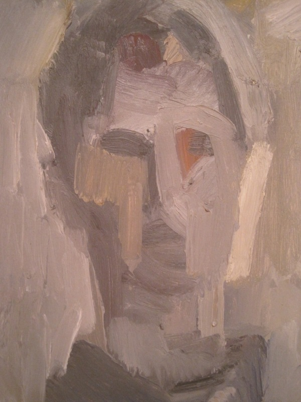 Self-portrait by Dorothy Mead (1960)