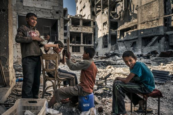 Homs, Syria, 14 June 2014 © Sergey Ponomarev for the New York Times