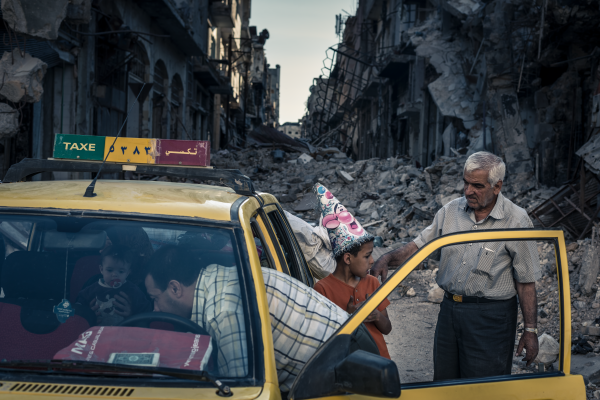 Homs, Syria, 15 June 2014 © Sergey Ponomarev for the New York Times