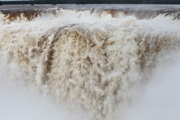 Iguazu (2010) by Wolfgang Tillmans