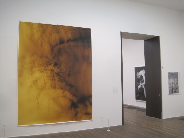 Installation view of Wolfgang Tillmans at Tate Modern