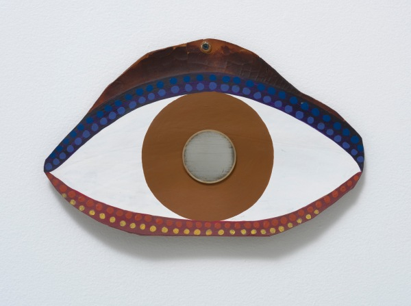 Eye (1972) by Betye Saar © Beye Saar. Courtesy of the Artist and Roberts and Tilton, Los Angeles, California
