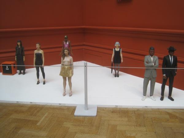 Taigen, Monika, Larry, Dasha, Rosie, Kadeem and Kyrone by Tomoaki Suzuki (£24,000)