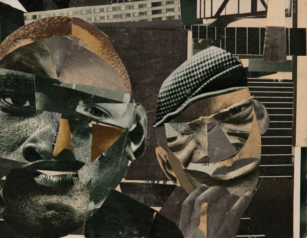 Pittsburgh Memory by Romare Bearden (1964) © Romare Bearden Foundation/DACS, London/VAGA, New York 2017