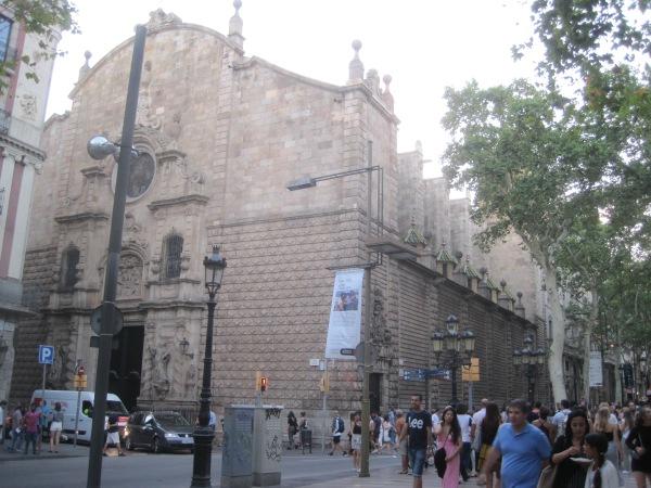 Parròquia de la Mare de Déu de Betlem, Barcelona