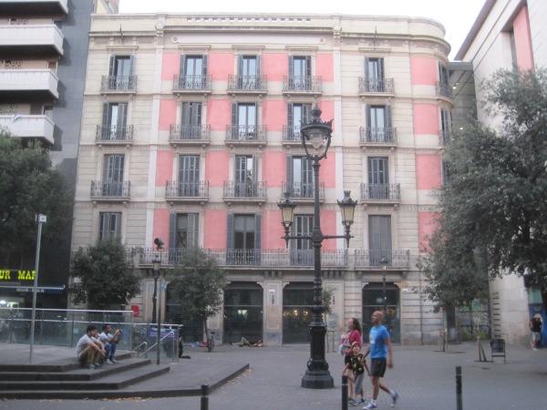 Biblioteca Gòtic - Andreu Nin, Barcelona