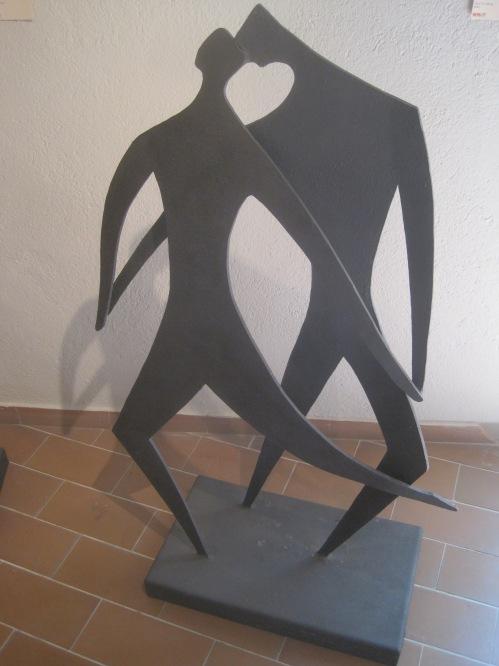 Parella (1990) by Josep Martí Sabé