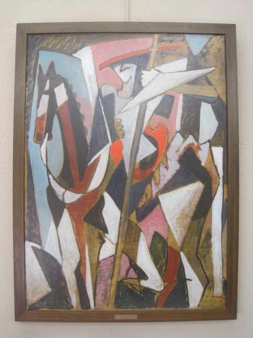 Cavaller (1934) by Oscar Zügel
