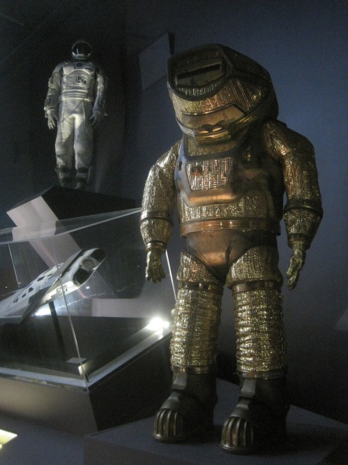 The space suit worn by Cillian Murphy in Sunshine (2007)