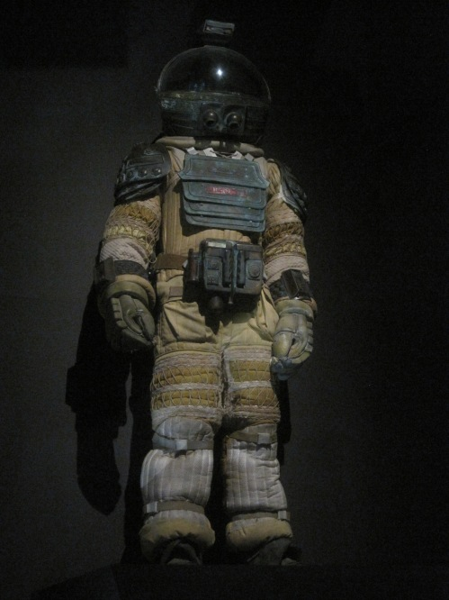 Space suit worn by John Hurt in Alien (1979)