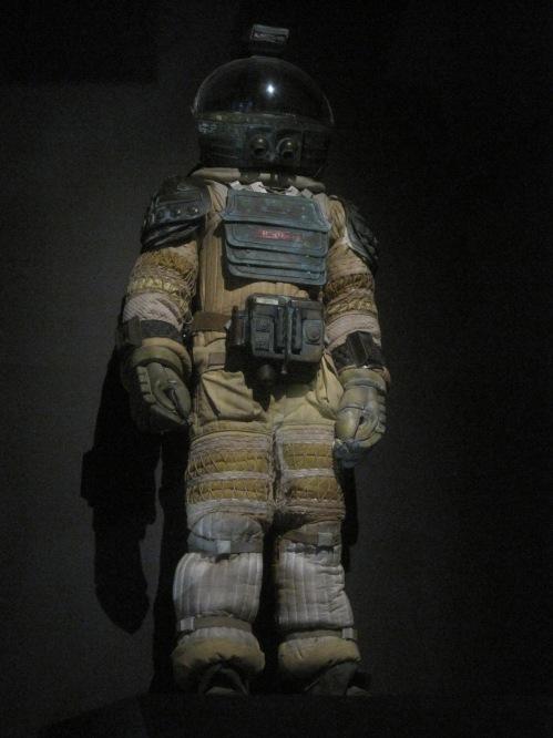 Space suit worn by John Hurt in Alien (1979)