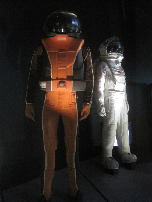 Space suit worn by Spock in Star Trek the Movie (1979)