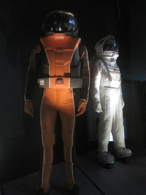 Space suit worn by Spock in Star Trek the Movie (1979)