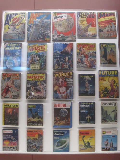 Golden Age of Sci fi comics
