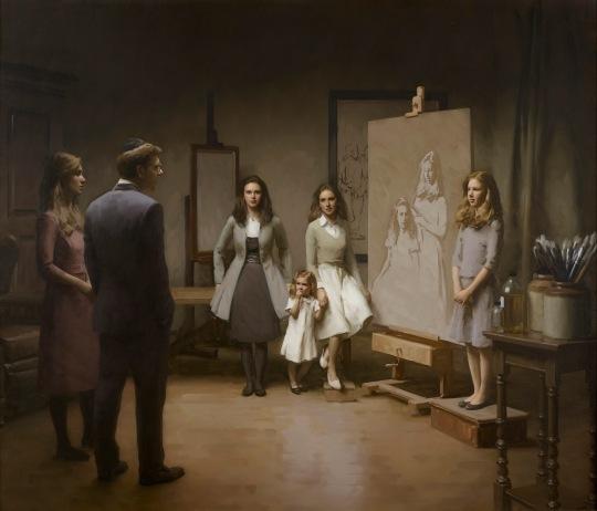 The Levinsons by Rupert Alexander, 2016 © Rupert Alexander