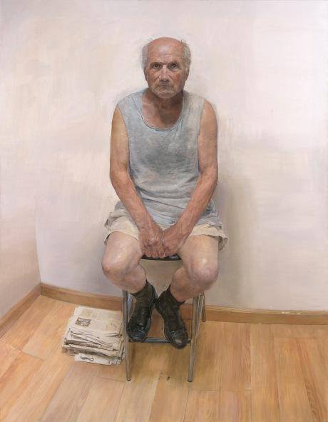 Antonio López by Jorge Abbad-Jaime de Aragón Córdoba, 2017 © Jorge Abbad-Jaime de Aragón Córdoba