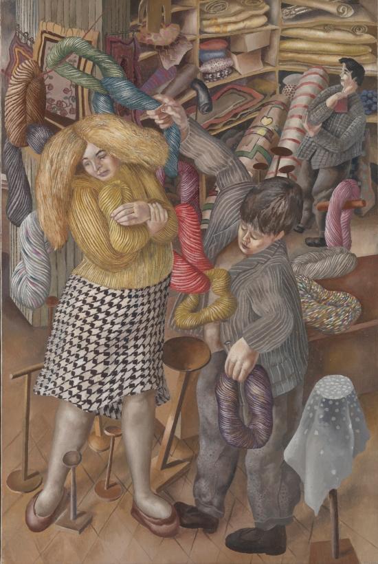 The Woolshop (1939)