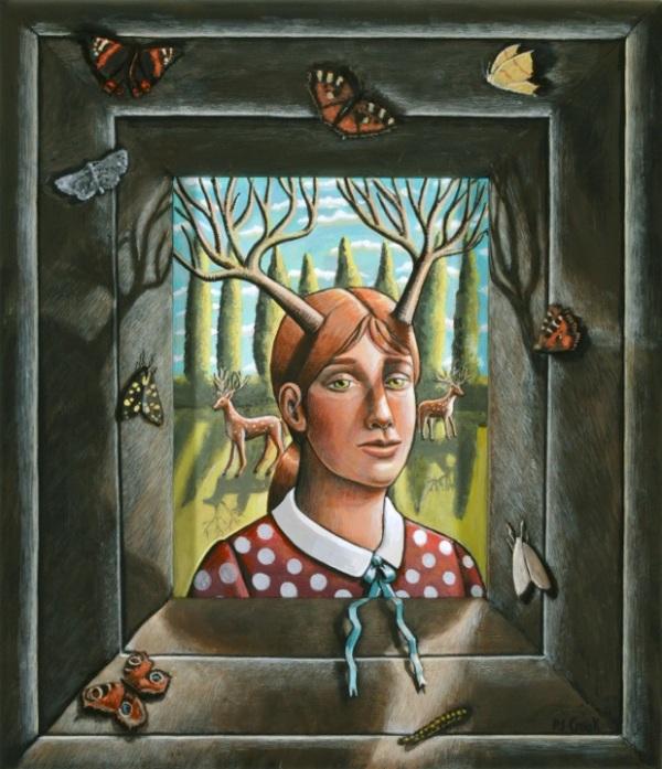 Metamorphses by PJ Crook