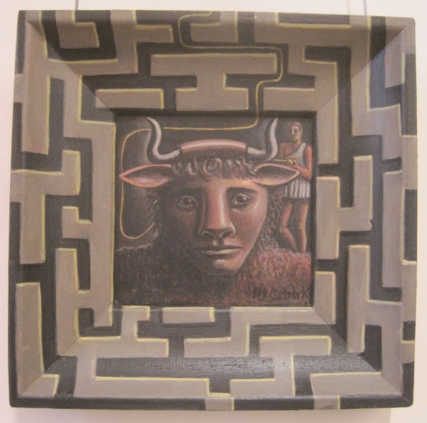 Minotaur by PJ Crook