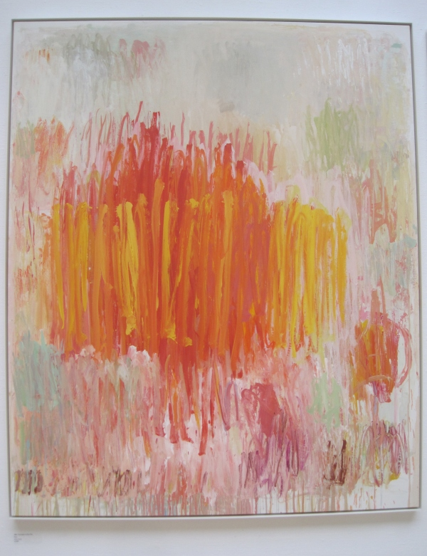 Paean by Christopher Le Brun. Oil on canvas (£72,000)