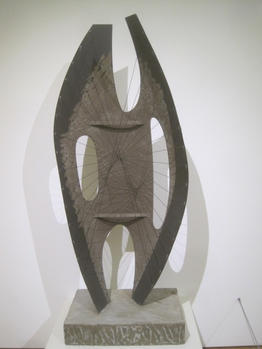Winged Figure I (1957) by Barbara Hepworth
