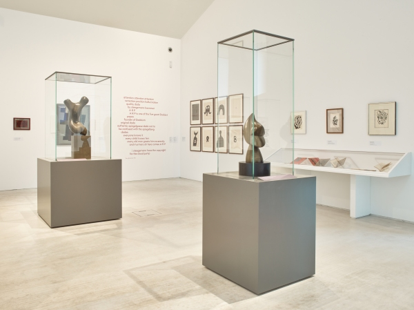 Installation view courtesy of Turner Contemporary, photograph by Stephen White