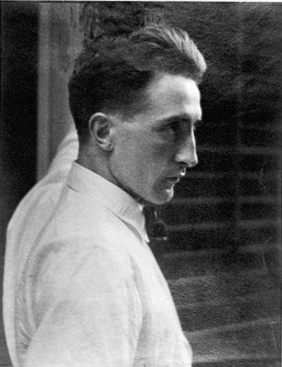 Marcel Duchamp in New York (1917) by Edward Steichen