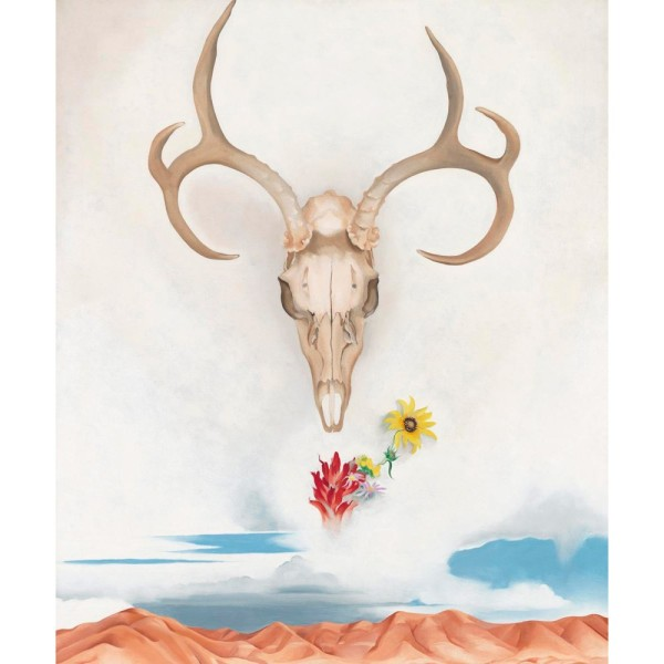 Summer Days (1937) by Georgia O'Keeffe