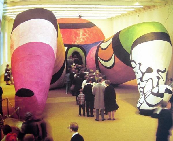 Hon (1966) by Niki de Saint Phalle