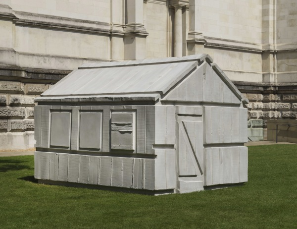 Chicken Shed (2017) by Rachel Whiteread © Rachel Whiteread. Photo: © Tate