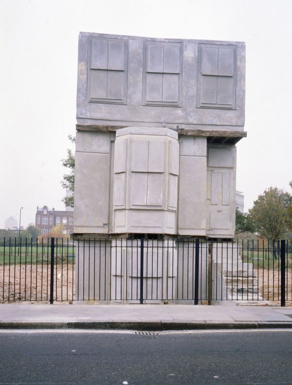 `House (1993) by Rachel Whiteread © Rachel Whiteread. Photo: Courtesy of the artist