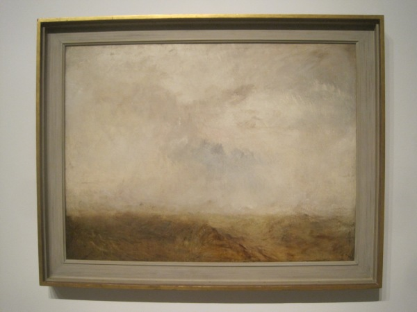 Seascape (1835-40) by J.M.W. Turner