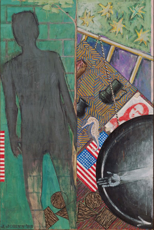 Summer (1985) by Jasper Johns © Jasper Johns/VAGA, New York/DACS, London 2017. © Digital image, The Museum of Modern Art, New York/Scala, Florence