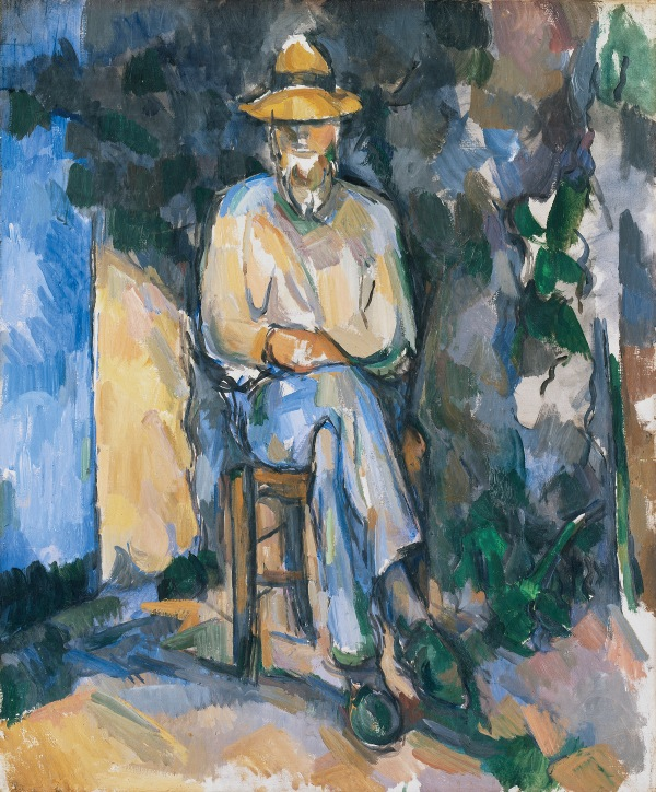 The Gardener Vallier (1905-06) by Paul Cézanne © Tate, London 2017
