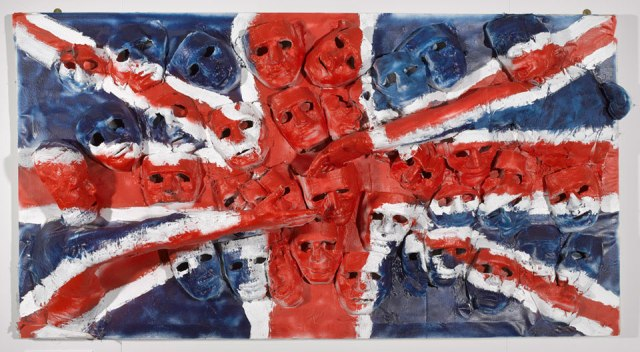 Brothers in Arms (2012) by Michael Crossan © National Army Museum