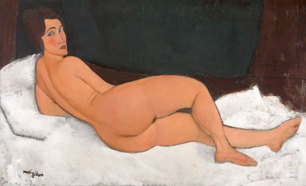 Reclining Nude (1919) Museum of Modern Art, New York