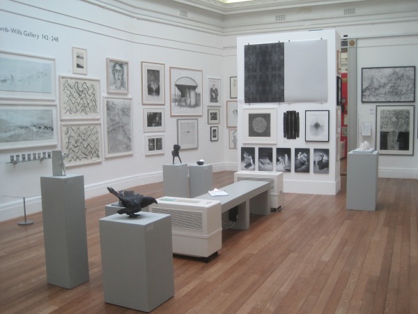 Installation view of RWA 165