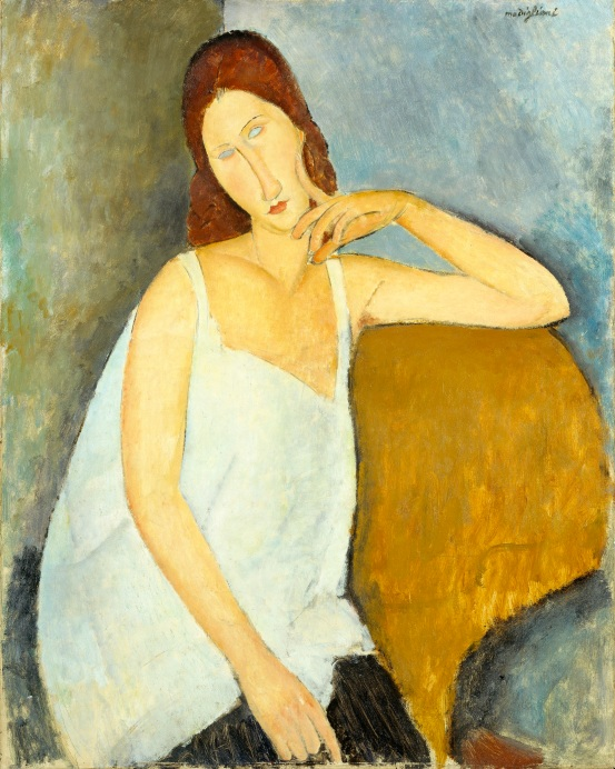 Jeanne Hébuterne (1919) The Metropolitan Museum of Art, New York