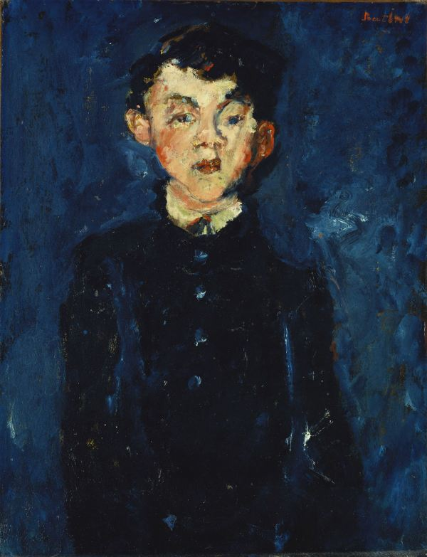 The Page Boy (c.1928) by Chaim Soutine © Courtauld Gallery, Private Collection