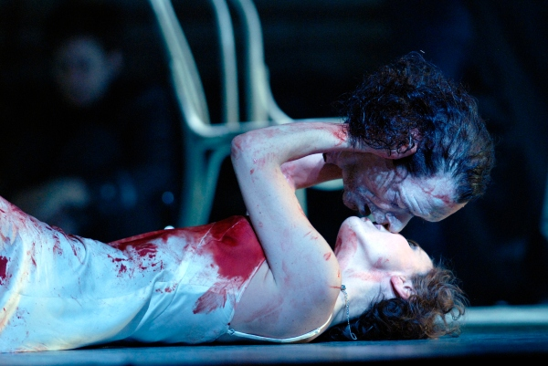 Nadja Michael as Salome at the Royal Opera House, London, 2008 © Robbie Jack Corbis/Getty Images