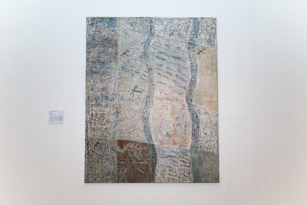 She river by Sonia Lawson (2005)