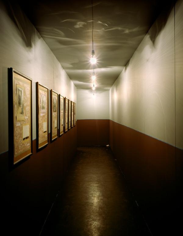 Labyrinth (My Mother's Album) by Ilya Kabakov (1990) © Ilya & Emilia Kabakov