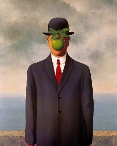 The Son of Man by Rene Magritte (1946)