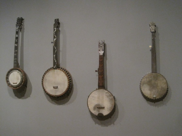 American banjos from the 1870s and 80s