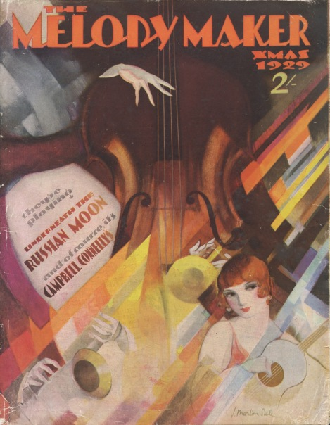 The Melody Maker, Xmas 1929 © Time Inc. (UK) Ltd, courtesy of the National Jazz Archive